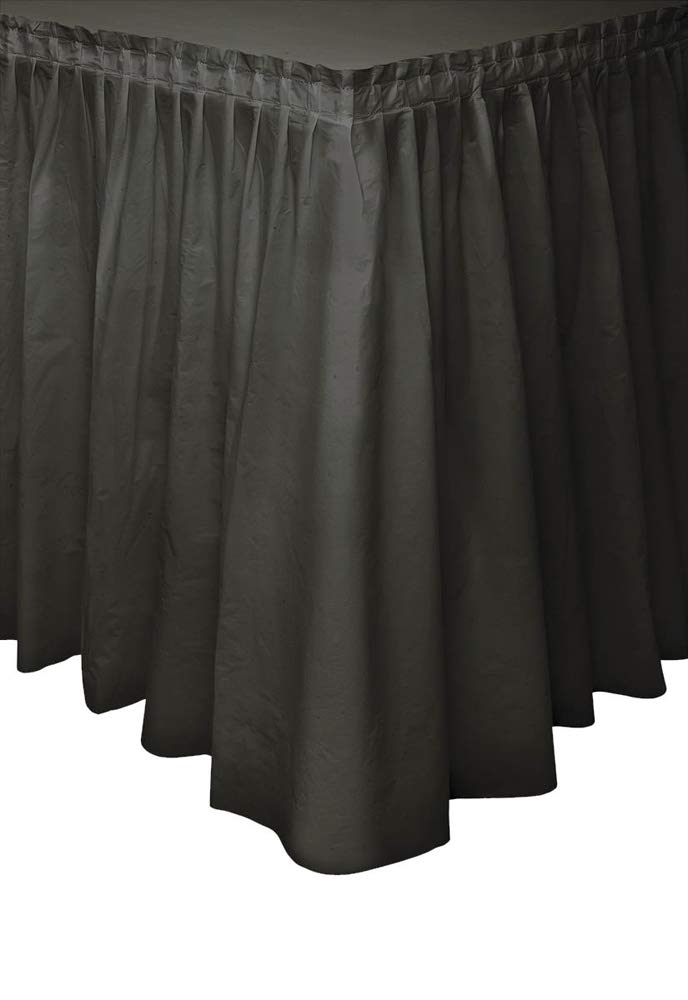 Plastic Apple Green Table Skirt Unique Party 50401 14ft