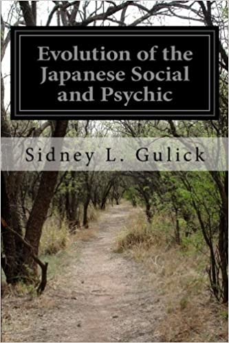 Book Evolution of the Japanese Social and Psychic