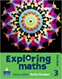 img - for Exploring Maths: Class Book Tier 3 by Anita Straker (2008-07-16) book / textbook / text book