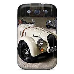 Top Quality Case Cover For Galaxy S3 Case With Nice Morgan Appearance