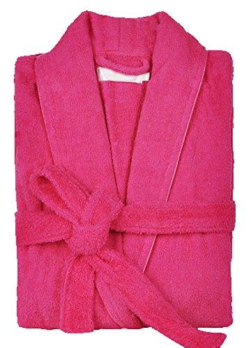 Sweetmaker - Albornoz - para mujer rosa (b)