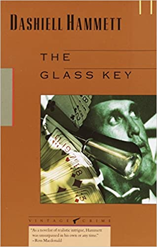 The Glass Key by Dashiell Hammett
