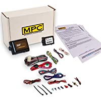 MPC Add-On Crimestopper Remote Start Kit for Select Toyota & Lexus Vehicles 1997-2005 - Use Your Factory Remote Key Fobs