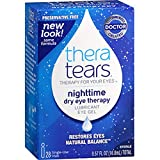 TheraTears Night Time Dry Eye Therapy 28 Each (Pack of 11)
