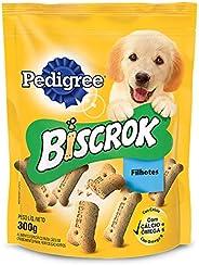 Biscoito Para Cachorros Pedigree Biscrok Filhotes 300g