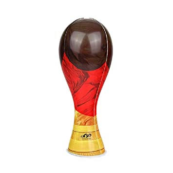 UniqueFan® hinchable plástico Copa Alemania 50 cm Fan de diversión ...