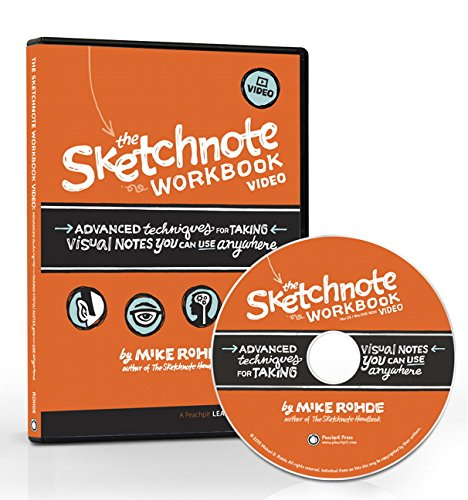 Download The Sketchnote Workbook Video: Advanced techniques for taking visual notes you can use anywhere ebook