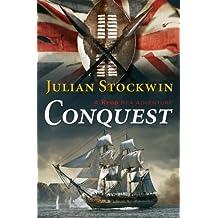 Conquest: A Kydd Sea Adventure (Kydd Sea Adventures Book 12)