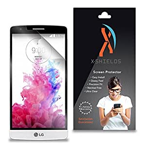 XShields© (2-Pack) Screen Protectors for LG G3 Mini (Ultra Clear)