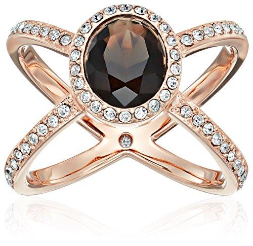 Michael Kors Urban Rush Banded Narrow Ring, Size (Kors Michael Kors Womens Pop)