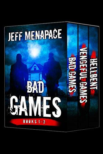 The Bad Games Series Box Set: Books -