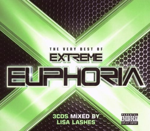 Xtreme Euphoria: Mixed By Lisa Lashes by Very Best of Xtreme Euphoria