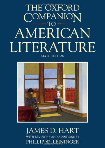 the-oxford-companion-to-american-literature