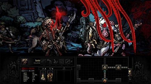 51rUsHTQEgL - Darkest Dungeon: Ancestral Edition - PlayStation 4