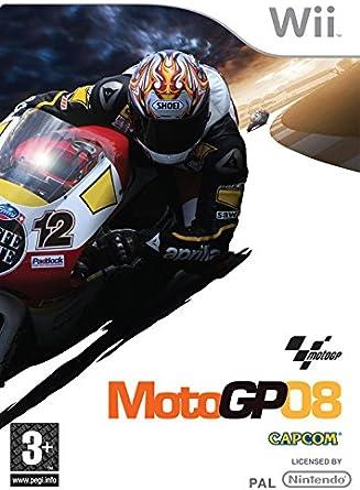 Capcom MotoGP 08, Wii - Juego (Wii, Nintendo Wii, Racing, E (para todos), DEU): Amazon.es: Videojuegos