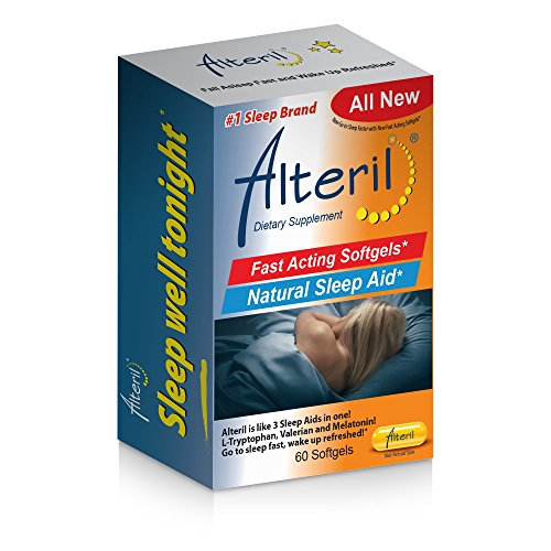 Alteril Natural Sleep Soft 60ct