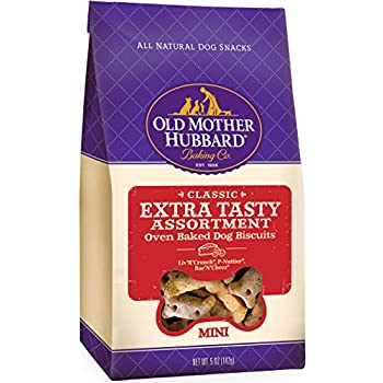 Amazon.com : Old Mother Hubbard Classic Crunchy Natural