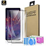 Galaxy Note 10+ Pro/Plus/5G Screen Protector, [HD Clear] [Bubble-Free] [Anti-Scratch] [Case Friendly] Tempered Glass Film for Samsung Galaxy Note 10+ Pro, 2 Pack