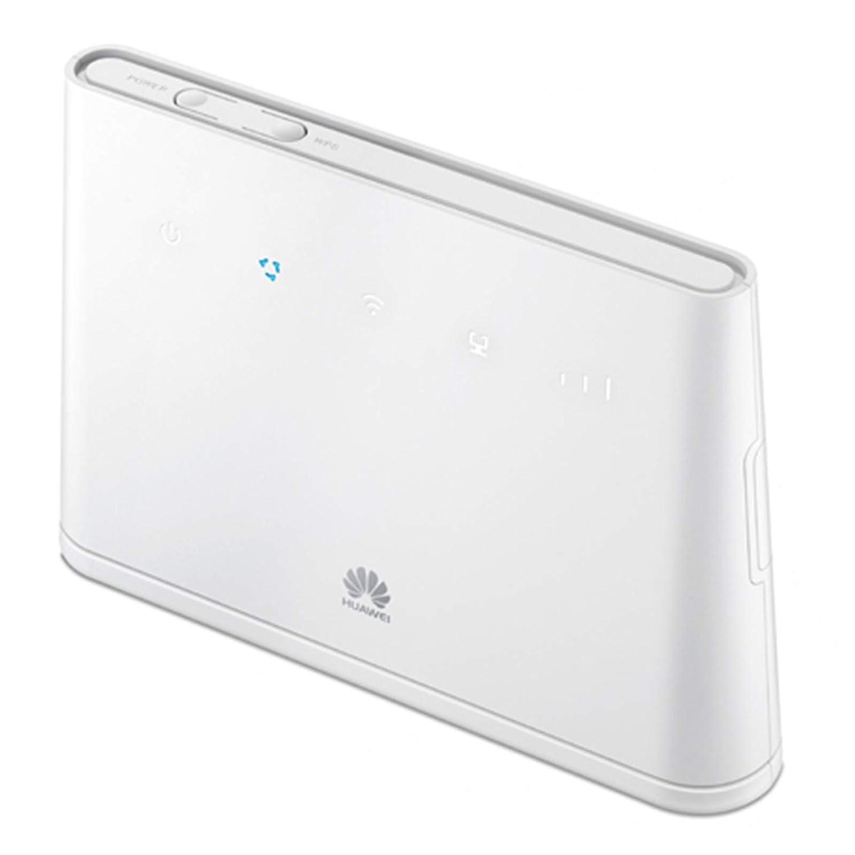 Huawei B310s-22 Negro Router 4G LTE 150 mégabit/s Gigabit, libre 2 x SMA para antena externa: Amazon.es: Electrónica