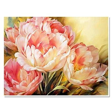 Amazon Com Evertrust Tm Hot Sale Diy Diamond Painting Flowers Rose