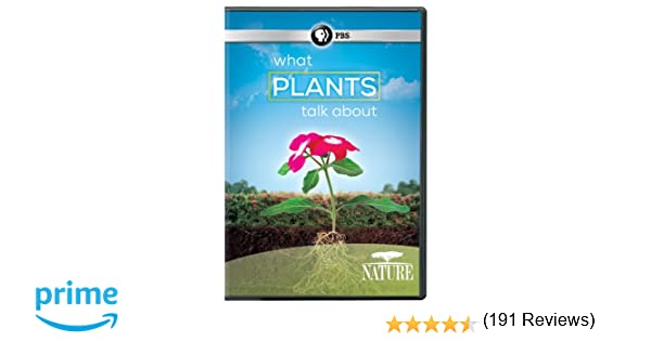 Amazon.com: Nature: What Plants Talk About: .: Movies & TV