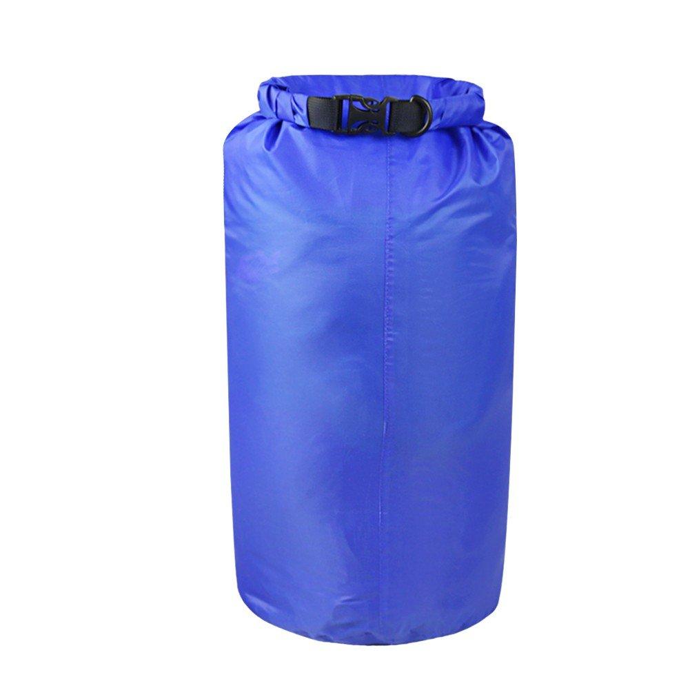 feeshow impermeable bolsa seca, ligera funda de compresión para saco de dormir para los viajes de deportes de agua Actividades en el exterior, ...
