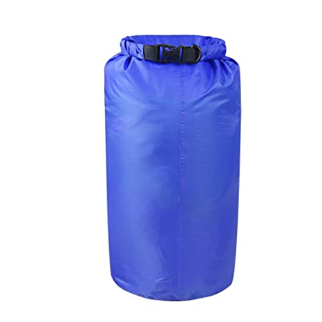 feeshow impermeable bolsa seca, ligera funda de compresión para saco de dormir para los viajes