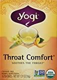 Yogi Tea Throat Comfort – 16 Tea Bags For Sale