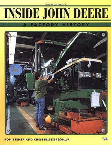 Inside John Deere: A Factory History (Color Tech)