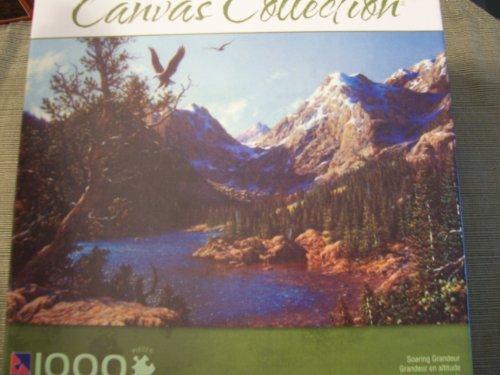 Canvas Collection 1000 Piece Puzzle  Soaring Grandeur by Sur-Lox