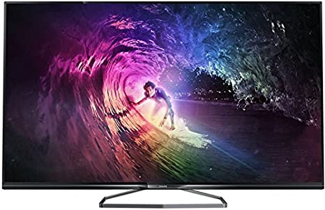 Philips 6800 Series 40PUS6809 40 4K Ultra HD Compatibilidad 3D Smart TV WiFi Negro - Televisor (4K Ultra HD, A+, 4:3, 16:9, Zoom, Negro, 3840 x 2160 Pixeles): Amazon.es: Electrónica