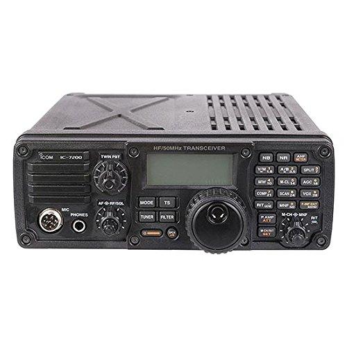 Manual Icom Radio (Icom IC-7200 HF/50 Amateur Base Transceiver 100W USA Version)