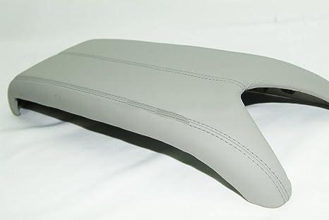 Amazoncom Acura RDX Leather Center Console Lid Armrest Cover Taupe - Acura rdx center console cover