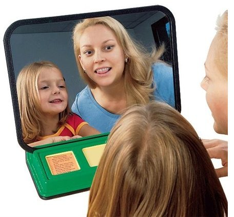 Flaghouse Multi Message Talking Speech Mirror by FlagHouse