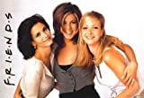 Friends Poster TV E 11x17 Jennifer Aniston Courteney Cox Lisa Kudrow Matt LeBlanc