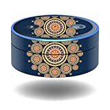 MightySkins Protective Vinyl Skin Decal for Amazon Echo Dot (1st Generation) wrap cover sticker skins Summer Mandala