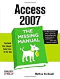 Access 2007, MacDonald, Matthew, 0596527608