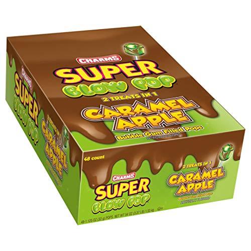 Super Caramel Apple Blow Pops 48ct Box for $<!--$14.99-->
