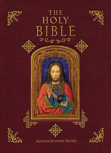 - The Holy Bible, Illuminated Family Edition