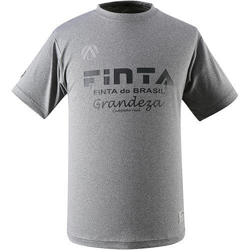 オピエートスピーカー記念日FINTA(フィンタ) 杢柄プラクティスTシャツ ft6910