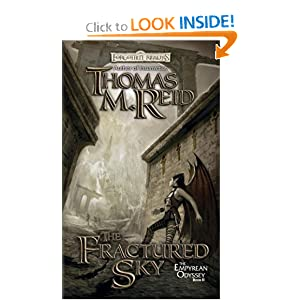 The Fractured Sky: The Empyrean Odyssey, Book II (Forgotten Realms) Thomas M. Reid