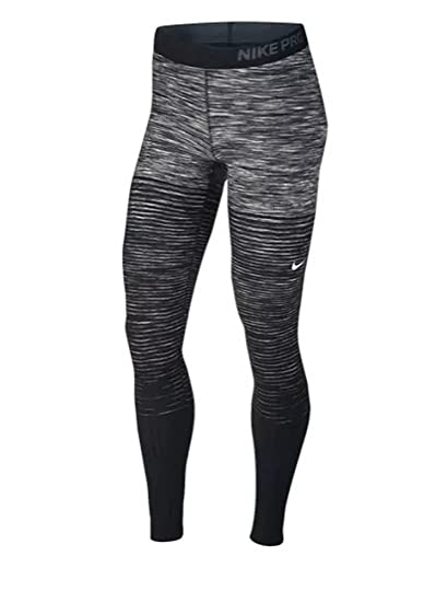 0cc94241a Amazon.com  Nike Women s Pro Hyperwarm Engineered Nordic Tights 856228 021  Size XL Dark Grey White  Sports   Outdoors