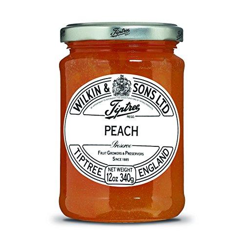 Tiptree Peach Preserve, 12 Ounce (12 Ounce Victorian Jar)