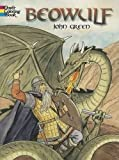 Beowulf (Dover Classic Stories Coloring Book)