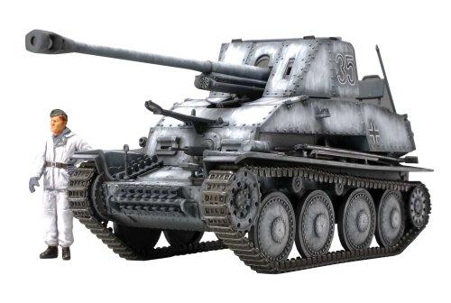 German Tank Destroter Marder Iii - 1:48 Military - Tamiya