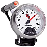 Auto Meter 7290 C2 3-3/4'' 10000 RPM Shift-Lite  Mini-Monster Tachometer