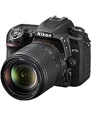 كاميرا احترافية من نيكون , 20 ميقابيكسل, فور كيه - D7500 اسود