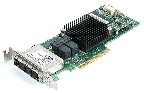 Dell 0K1TV Adaptec ASR-78165 24-Channel SAS/SATA RAID Controller 6GB/s w AFM-700