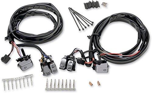 DRAG SPECIALTIES Switches Led R 07-13Fl Bk (Drag Specialties Switch)