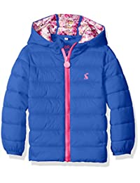 Joules Girls' Infant Kinnaird Padded Coat